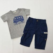 Novelty/Cartoon Summer Outfits & Sets (0-24 Months) for Boys