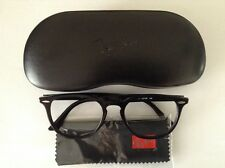 NEW AUTHENTIC RAY BAN EYEGLASSES RB7159 2000 BLACK 52/20/145