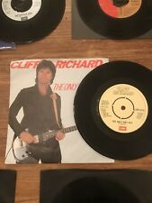 """Cliff Richard - The Only Way Out 7"""" Vinyl"""