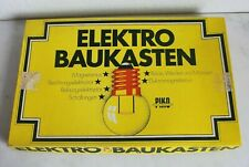 Vintage Spielzeug Piko (Elektrobaukasten)