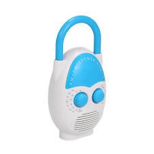 Mini AM / FM Duschradio Badezimmer Wasserdichtes Radio Hängendes Musikradio K7Q0