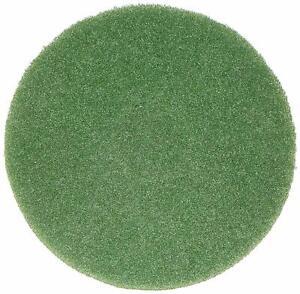 "Cleaning Orbiter Pad, 12"" Diameter, For 550MC Orbiter Floor Machine, Green"