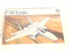 F15 EAGLE  USAF ''NEW,SEALED,MINT''OWN PART OF WAR HISTORY,KING OF THE  SKY
