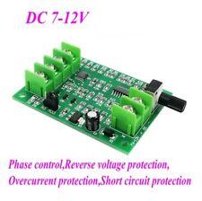 DC 9V 12V Brushless Motor Driver Board Speed Control Board Motor Controller