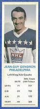 1970-71 Dad's Cookies - JEAN-GUY GENDRON - Philadelphia  -   (ex)