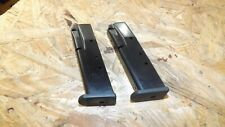 2 - 10rd Mags Clips Magazines for Beretta 81 - .32acp      (B158)