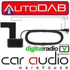 KENWOOD DNX-521DAB SMB Glass Mount DAB Car Stereo Radio Aerial Antenna Adaptor