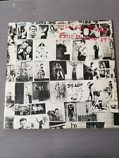 The Rolling Stones Exile on Main St 1972 UK Press Double LP Rolling Stones