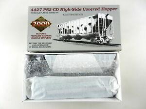 Life-Like Proto HO 4427 PS2-CD High-Side Cvrd Hopper Kit TLDX-P 6747 NOS Unbuilt