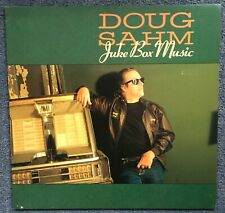 Doug Sahm 'Juke Box Music' Vinyl LP, Ace Records 1989 - EX