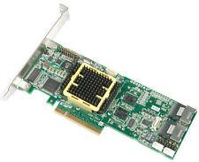 Adaptec ASR-5805/512MB 8-Port PCI-e SAS RAID Controller 2244100-R w/battery
