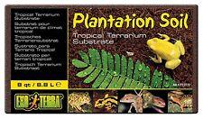 Exo Terra plantación del suelo sustrato 8.8 Litro