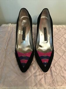 Vintage Andrea Pfister Gorgeous High Heels, size 7 1/2
