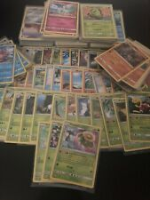 LOT DE CARTES POKEMON NEUVES SANS DOUBLE FRAIS DE PORT OFFERT