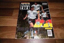 PANINI SAMMELBILDER-ALBUM -- FUSSBALL WELTMEISTERSCHAFT WM 98 / 1998 FRANKREICH