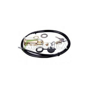 Kit Unlocking Outer To Rope with Key Tilting Sectional faac genius 6100285