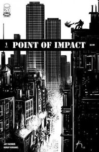 POINT OF IMPACT - FIRST 1st PRINT COMPLETE SET ISSUES 1 2 3 4 - IMAGE COMICS