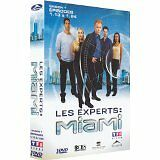 EXPERTS (LES) : MIAMI Saison 1 Ep 13-24 - CBS PRODUCTIONS - DVD