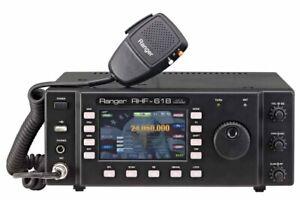 Ranger RHF-618 Base Station  AM/FM/SSB/CW/PA 10 Meter Amateur Radio