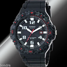 Casio MRWS300H-8BV Mens Tough Solar Divers Watch 100M WR Analog New