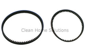 Genuine OEM Bissell ProHeat 2X Belt Kit With #1602669 & #2036804 Belts