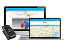 VYNCS FLEET No Monthly Fee GPS Tracker 3G Trips Car OBD Diagnostics Safety Alert