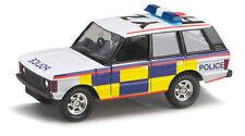 CORGI TOYS - TY82807 POLICE RANGE ROVER - 1:36 NEW