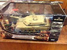1:32 Diecast Forces of Valor US M1A1 Abrams Liberation of Kuwait 1991 Diorama