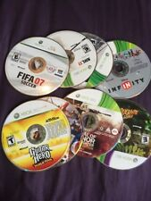 Xbox 360 Lot:  9 Games - Sports - Action - Shooting + More