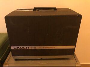16mm Bauer P6 Filmprojektor Gewartet neue Riemen