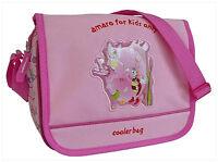 Kindergartentasche Kindertasche Umhänger Kühltasche rosa Elfe