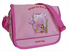 Kindergartentasche Umhänger Kühltasche rosa Elfe
