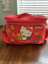 Hello Kitty Sanrio Lunch Cooler Basket