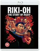 Riki-Oh - The Story Of Ricky (Dual Format Blu-ray and DVD)[Region 2]