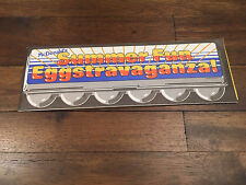 Vintage McDonalds Summer Fun Eggstravaganza Coupon Book from1982 Ronald Grimmace