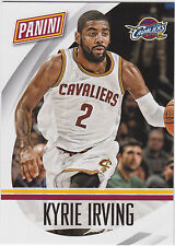 KYRIE IRVING 2015 Panini National NSCC Silver Pack Base Set #10 Cavaliers N15
