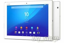 "Sony Xperia Z4 Tablet SGP771 10.1"" LTE 32GB White Octa-core 8MP Tablet By Fedex"