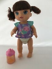 "Baby Alive 2005 interactive 13"" doll (4)"