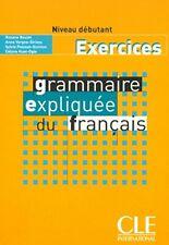 Grammaire expliqu�e du fran�ais - Niveau d�butant - L... by Mourlevat, Jean-Clau