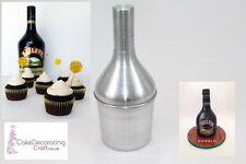 3D Novelty Cake Baking Tins and Pans | 3D Baileys Bottle Cake Shape