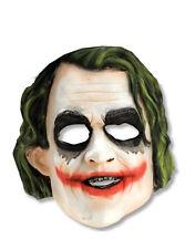Accesorio Disfraz Caballero Oscuro, Máscara Niños Batman Joker 3/4