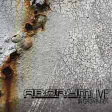 Aborym - Live in Groningen DIGIPAK  (Emperor,Mysticum,Watain,Void of Silence)