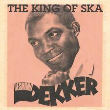 Desmond Dekker(Red Vinyl LP)King of Ska-Burning Sounds-BSRLP905-EU-2019-M/M