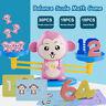 Kids Early Educational Baby Scale Balance Math Game Children Montessori Toys UK