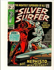 The Silver Surfer #16 (1970) FN+ Grade It Yourself with Hi res scans