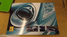 New Genuine Renault Megane Handbook   8200481579    R45