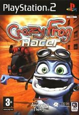 CRAZY FROG RACER                -----   pour PS2