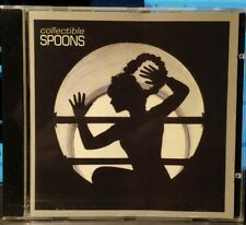 The Spoons - Collectible Spoons [Best Of] (CD 1994) Nova Heart  Romantic Traffic