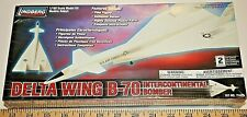 Lindberg B-70 Dual speed Bomber 1/180 scale Model kit New HTF Rare Great Gift