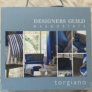 Designers Guild - Torgiano - Fabric Sample Book